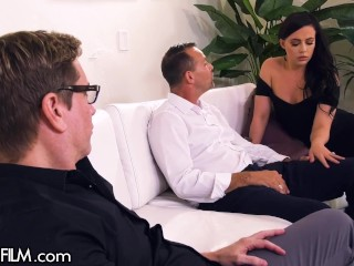 Whitney Wright Getting Fucked By His Husband's Best Friend In Front Of Him