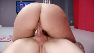 Evolved Fights internal cum in pussy creampie compilation