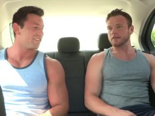 Sean Cody - Sean face fucks Shaw, bends him over & fucks him raw