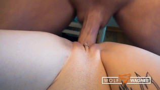 Claudia Swea can't get enough of a good dick! WOLF WAGNER wolfwagner.love