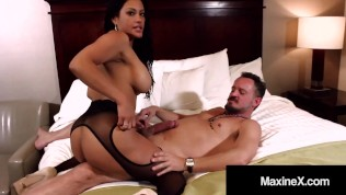 Oriental Wife Maxine X Makes Submissive Cuck Husband Watch Her Fuck A Guy!