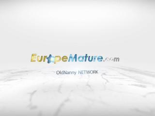 EuropeMaturE Busty British Mature Lady