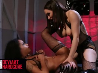Deviant Crazy – Sub Gabriella Paltrova earns ruled by way of dark skinned Pores and skin