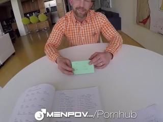MenPOV Big Dick Fuck With Messy Facial