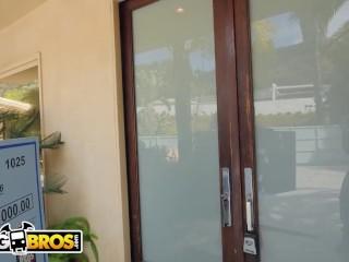 BANGBROS - Young PAWG Karlee Grey Slammed With Two Big Black Cocks