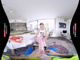 RealityLovers – Save Me and Suck Me in VR POV