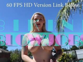 Bikini Blowjobs - Hadley Haze and Herb Collins - Big Natural Boobs