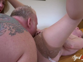 AgedLovE British Matures with Great Penis