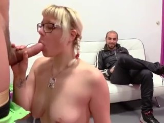Melody Sweet enjoys greatly an ENORMOUS BLACK DICK!