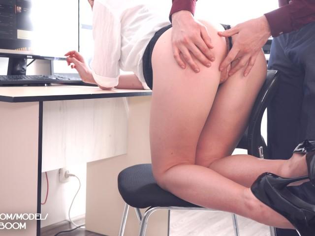 amateur sekretar sex