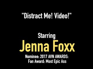 Sweet Ebony Tart Jenna Foxx Tongue Fucks Hot Pretty Pussy Sabina Rouge!
