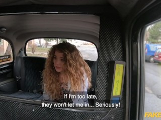 Fake Taxi Small Teen Angel Sabrina Spice Fucked By A Taxi Driver