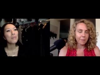 Asa Akira: HRU/Pornhub Podcast Swapcast Part 1