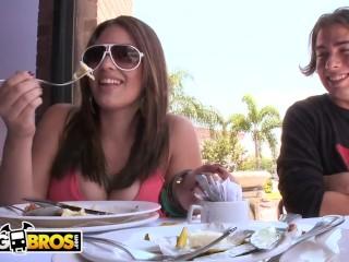 BANGBROS - Rampaging With Big Booty Latina Selena Castro