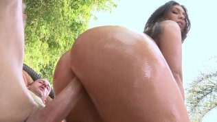 BANGBROS - Hot PAWG Ava Alvares's Big Ass Worshipped & Fucked By