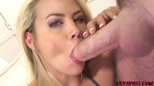 Pretty Little Sophia Lynn Learns a Thing or Two about Rough Sex