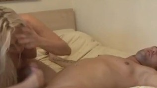 Sexy Blonde Enjoys Hardcore Multi Position Fuck Fantasy With Hung Stud