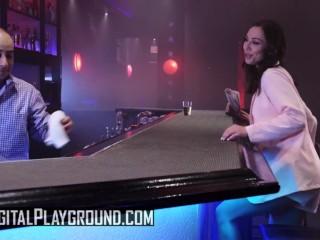 Digital Playground - Aidra Fox rides Scott's big cock