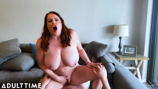 Caught Watching Step-Mom's Old Porn! POV by Maggie Green – MODEL TIME