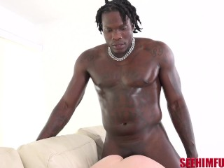 The tallest m*ther fucker in sex videos: Louie Smalls!
