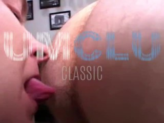 Country Redneck Rimming - Eating Hairy Asshole – Eating His Own Cum