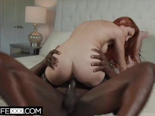 Hotwifexxx – Hot Wife Lacy Rides Bbc Interracial Creampie