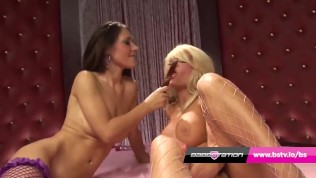Babestation Live Show – Jess West And Tiffany Kingston -filthy Shower Fun