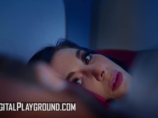 Digital Playground - Ricky Johnson And Joanna Angel Go Crazy On The Couch