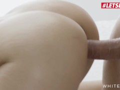 White Boxxx - Hot Romantic Sensual Sex With Little Caprice And Her Lover