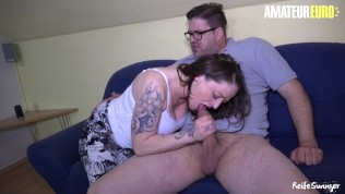 Reife Swinger – Seducing Neighbours Big Tits Wife For Some Hardcore Sex