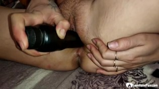 Real Dirty Step-daughter Loves Her Stepdad's Big Cock