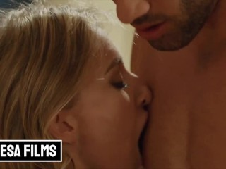 Bellesa Riley Reyes Spends A Sensual Evening With Damon Dice