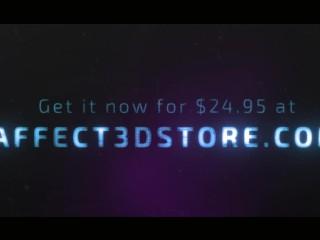 Affect3d – 3D animation short from Royal Descent futa movie