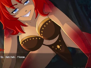 Hot sexy Dragon Girl Quest Failed: Chaper One Uncensored Episode 25