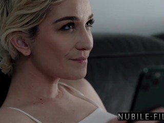 Big Natural Titty Blonde Skye Blue Fucks Big Cock Like No Other Can
