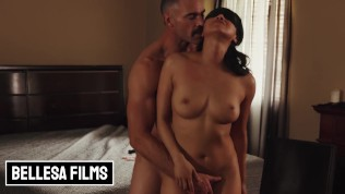 Bellesa films - Sexy babe Vicky Chase get blindfolded and fucked hard