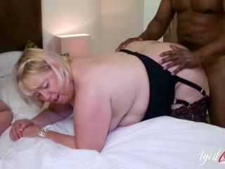AgedLovE British Matures Sex orgy
