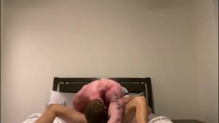 Porn Gay XXX  Connor Lad & Riley Ward – Short British Top, Tall American Bottom