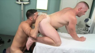 PrideStudios - Hot Doctors Sneak Away For Quickie In Hospital