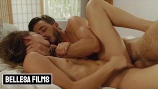 Bellesa – Sexy Naomi Swan Plays Sex Games With Lucas Frost Cock