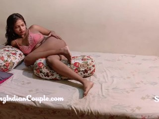 Desi Small Teen Sucking Her Lover Big Stiff Big Cock And Trying Hard Anal For The First Time