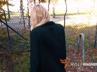 Lola Shine PussyPounded By Big German Jock Wolf Wagner
