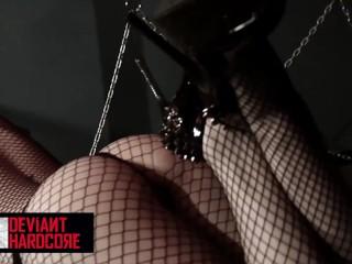 MetroHD - Sexy babe Casey Calvert face fucked & worships Evan's thick cock