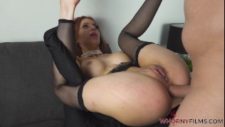 Cosplay fucking with horny teasing daddy for hard rough sex -WHORNY FILMS