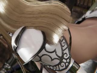 Honey select 2 Depraved female knight