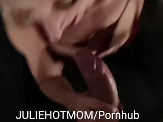 My Stepmom Screams of Anal Pleasure when I fuck her hard next to Dad. BEST JULIEHOTMOM