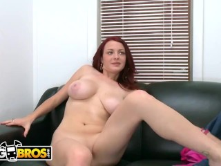 BANGBROS - Sexy White Girl, Jessica Rabbit, Getting Her Big Ass Banged!