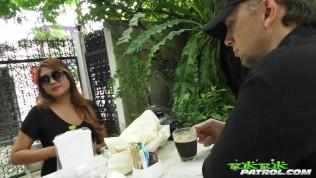 Tuk Tuk Patrol XXX  TUKTUKPATROL Beautiful Babe Shoves Big Dick In Her Tight Hole