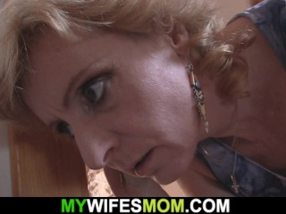He Bones Mother In Law From Behind And Gets Busted