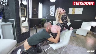 Her Limit - Alexa Flexy 19 Yo Russian Teen Insane Ass Gaping From A Big Cock